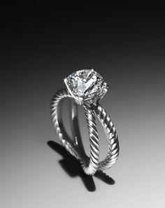 David Yurman David yurman Engagement and Ring