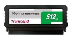 Transcend TS512MDOM40V-S IDE FLASH MODULE [512MB 40P SMI (V)]
