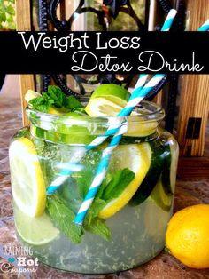 DIY Flat Tummy Water