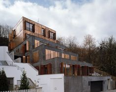 Gallery of Terrace House / Pavel Hnilicka Architekti - 1