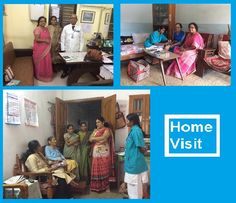 A Delegation from Hyderabad was on a day's visit to our India Home Care Medicine ( IHCM ) Facility yesterday. Their purpose was to Learn & Know what Innovative things that we are doing for our Aged Population in Nagpur!