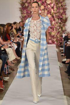 Oscar de la Renta Spring 2015 RTW – Runway – Vogue