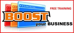 Boost Your Business Free Training