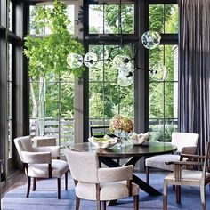 Tour Ray Booth and John Shea's Grand Hilltop Home in Nashville : Architectural Digest