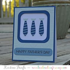Live Love Laugh Scrap: Fathers Day Card with Cricut #handmadecards #cardmaking