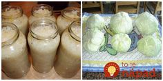 Chutí fantasticky, nesplesnivie a nie je s ňou žiadna práca: Kvasená kapusta pre lenivých! Thing 1, Pickles, Cucumber, Cabbage, Healthy Recipes, Vegetables, Twitter, Cabbages, Healthy Eating Recipes