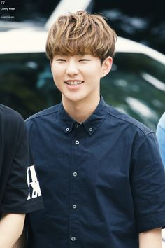Hoshi Hosh. I love his smile and his cute eyes. Hoshi from Seventeen