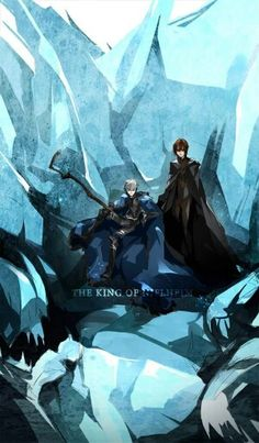 Hiccup with Jack Frost ^_^ ^.^ ♡ I give good credit to whoever made this