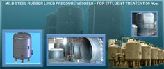 We manufacture High Volume, High Pressure Vessels using different grades of Stainless Steel, Carbon Steel including Boiler Quality Plate material.