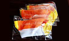 Custom Socks Packaging | Make My Socks. For examples of custom socks, go to http://www.makemysocks.com/blog/custom-orders/