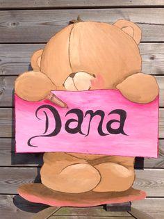 Geboortebord Dana