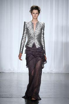 zac posen-Spring Summer 2014 collection New York Fashion Week