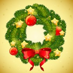 Create a Detailed, Festive Christmas Wreath in Adobe Illustrator