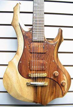 ESP Oyaji Forest/ Forest Exotic Custom guitar