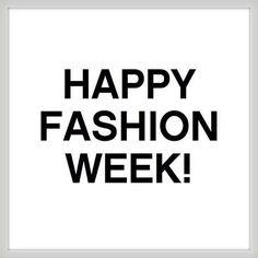 Have a good week everyone! #HappyFashionWeek #MBFWB #BerlinFashionWeek #MuellerPR