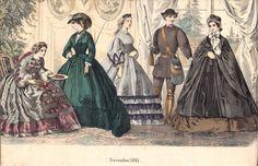 December 1861 http://www.kajani.pl/images/ryciny/1861december.JPG civil war era fashion