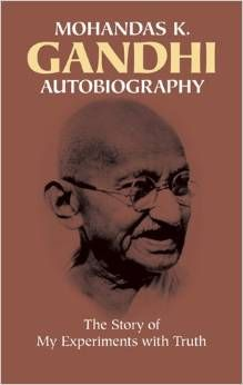 "Read ""Autobiography The Story of My Experiments with Truth"" by Mohandas Gandhi available from Rakuten Kobo. ""My purpose,"" Mahatma Gandhi writes of this book, ""is to describe experiments in the science of Satyagraha, not to say h. Best Autobiographies, Best Biographies, Cry Freedom, Struggles In Life, Thing 1, Love Book, Book Lists, Memoirs, Livres"
