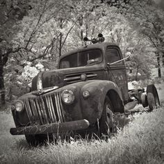 Old Man Ford | by James B Wheeler
