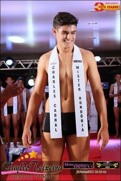 MISTER RONDONIA UNIVERSO 2015 | Top Beauty Schools