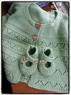 Embroidered Baby Vest Making - Knitting Baby Knitting Patterns, Baby Sweater Patterns, Baby Cardigan Knitting Pattern, Knit Baby Sweaters, Knitting For Kids, Baby Patterns, Free Knitting, Knitting Sweaters, Start Knitting
