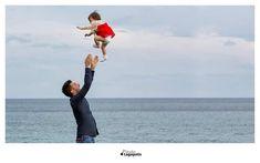 """""""Οι καλοί μπαμπάδες δίνουν στα παιδιά τους ρίζες και φτερά. Ρίζες για να νιώθουν πού είναι το σπίτι τους και φτερά για να πετάξουν μακριά ελεύθερα..."""" // #christening #baptism #babygirl #monemvasia @alasresort www.lagopatis.gr"""