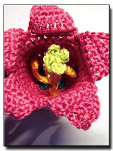 Canterbury Bells crochet pattern