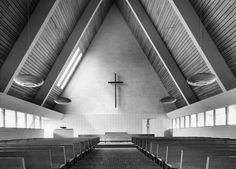 Virkkunen & Co Architects · Leivonmäki Church. Finland · Divisare