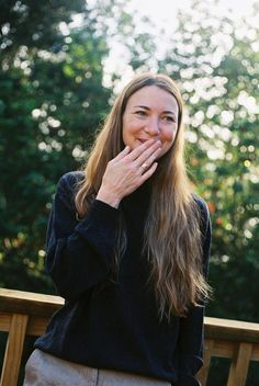 Writer, collaborator, creator of anyonegirl, Emily the human and Molly the cat. She believes clothing should tell a story, so we asked Yasmin Ganley to tell us hers. See You, Fancy, Long Hair Styles, Couple Photos, Beauty, Fashion, Couple Shots, Moda, Fashion Styles