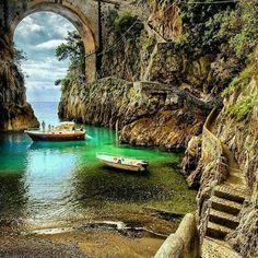 Amalfi Coast Fiorde De Furor - Itália