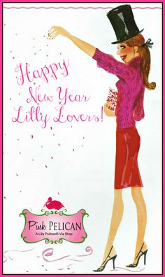Happy New Year Lilly Lovers!