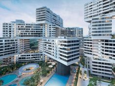 The Interlace Building in Singapore - Album on Imgur