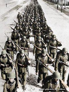 Polish infantry 1939.