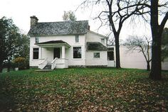Laura Ingalls Wilder Home in Mansfield, MO