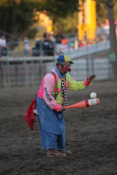The rodeo clown. #stancofair