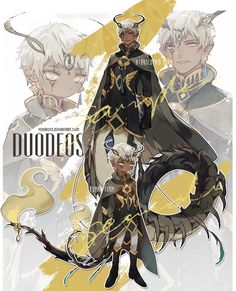 [duodeos] auction [closed] by yukibuns.deviantart.com on @DeviantArt