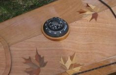 Customizing Your Boat: Wood Inlays, Onlays, Paintings & Other Fun Ideas