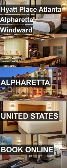 Hotel Hyatt Place Atlanta Alpharetta Windward in Alpharetta, United States. For more information, photos, reviews and best prices please follow the link. #UnitedStates #Alpharetta #travel #vacation #hotel