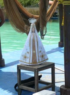 La Virgen del Valle is present everywhere on Margarita Island