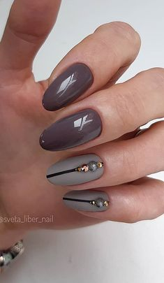 101 Popular Fall Nail Colors for 2020 Elegant Nail Art, Beautiful Nail Art, Gorgeous Nails, Chic Nails, Stylish Nails, Trendy Nails, Dream Nails, Love Nails, Fun Nails