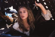 """On board the ship in """"Pirates of the Caribbean"""""""