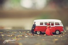 Inspiring and Funny Wedding Photography by Ekkachai Saelow
