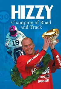 Hizzy - Champion of road and track (New DVD) Steve Hislop motorcycle sport