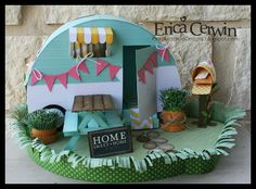 One of the most amazing 3D projects I have ever seen. Erica Cerwin, Artisan Award 2013 Entry