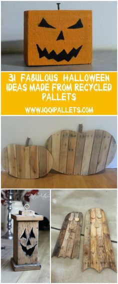 Here are 31 more Pallet Halloween Ideas that are FRIGHTFULLY fabulous! They range from super-simple to HAUNTINGLY intricate. Thanks to …