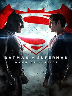 From director Zack Snyder comes Batman v Superman: Dawn of Justice, starring Ben Affleck as Batman and Henry Cavill as Superman in the characters' first big-screen pairing.