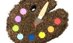 coloring palette pinata - Google Search