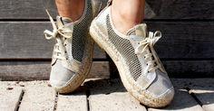 Große Espadrilles-Liebe! Warum? Hier kannst du es lesen :) Puma Platform, Platform Sneakers, Espadrilles, Shoes, Fashion, New Shoes, News, Totes, Shoes Outlet