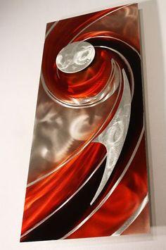 Metal Sculptures Land of Alex Kovacs door MetalSculptureLand op Etsy Metal Wall Sculpture, Wall Sculptures, Metal Artwork, Metal Wall Art, Art Soleil, Metal Walls, Resin Art, Painting Inspiration, Glass Art