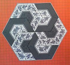 2014+June+2+Design+Wall+Hexagon.JPG (1600×1474)