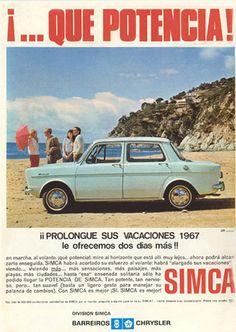 """SIMCA, acrònim de """"Société Industrielle de Mecanique et de Carosserie Automobile"""" va ser fundada en 1934 per l'italià Henri Téodore Pigozzi, i va començar el seu camí fabricant models Fiat baix llicència i amb la marca SIMCA-FIAT, una maniobra que li permetia botar-se els terribles aranzels que pesaven sobre els cotxes d'importació a França"""